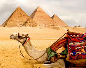 Piramiden van Cheops - Egypte