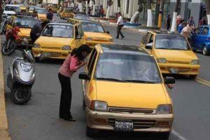 Taxi zoeken