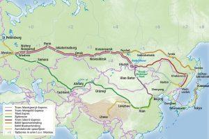 trans siberische express