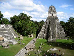 Grand Jaguar Pyramid - Tikal