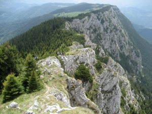 uitzicht in Roemenie